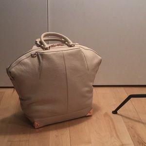 Alexander Wang Large Emile Leather bag NWT